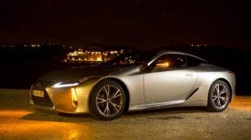 Lexus LC500h 4