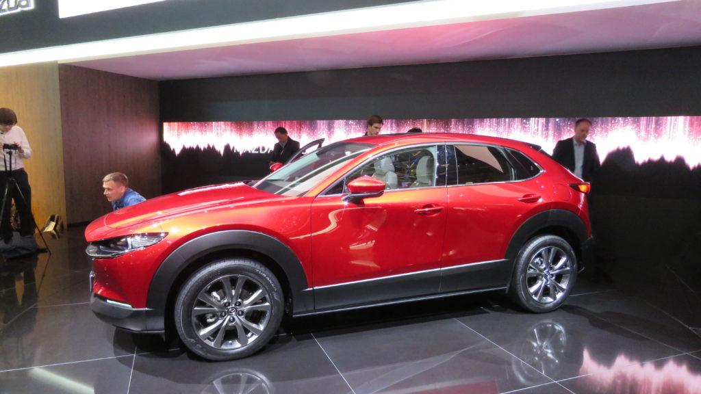 Mazda CX 30 Genebra 2019