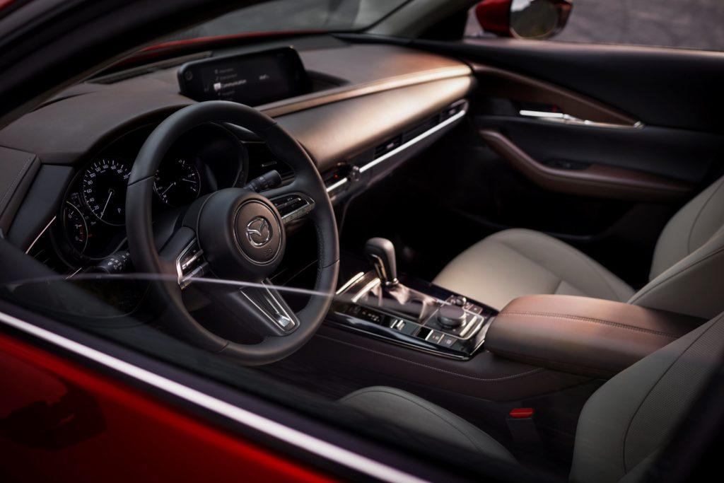Mazda CX 30 at 2019GIMS 17