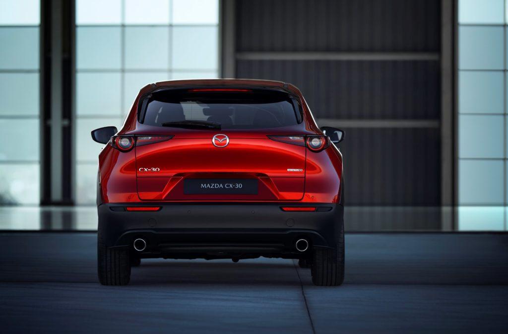 Mazda CX 30 at 2019GIMS 6