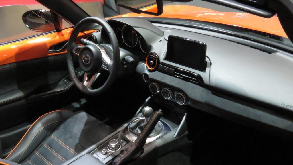 Mazda MX 5 30anniversary 2