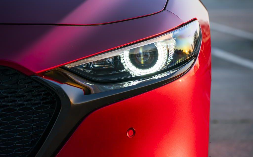 Mazda3 2019 HB 8