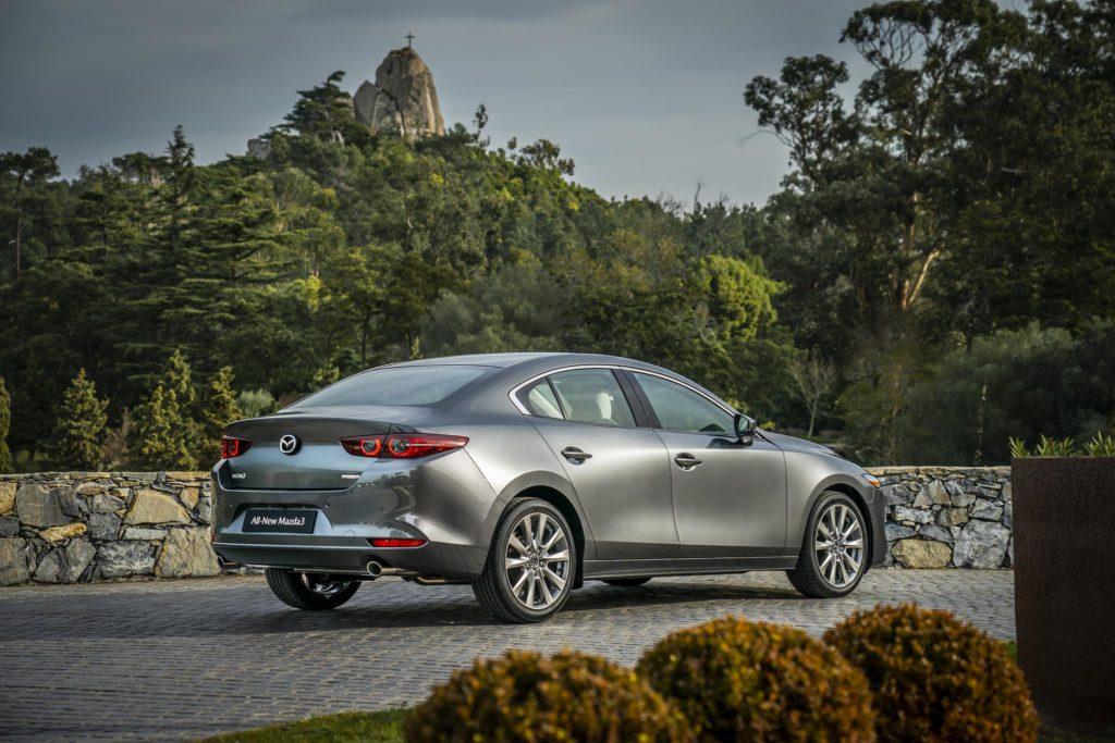 Mazda3 SDN 2019 2