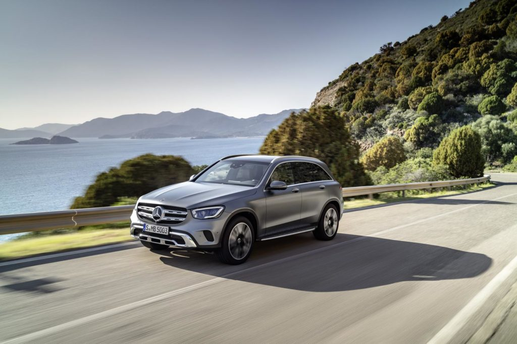 Mercedes Benz GLC Genebra 2019 2