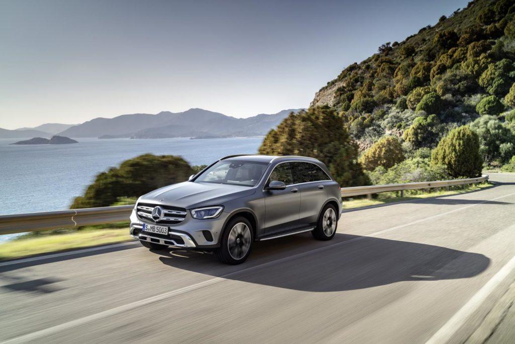 Mercedes Benz GLC Genebra 2019 2