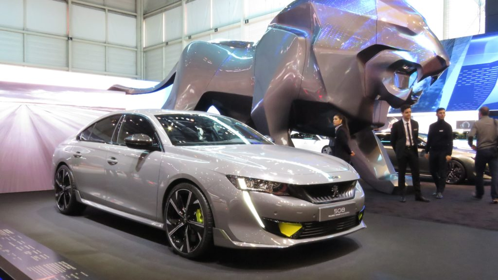 Peugeot 508 Engineered by Peugeot Sport 3