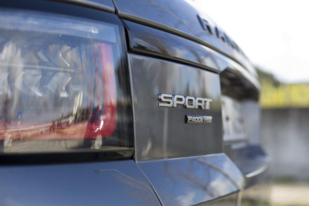 Range Rover Sport P400e HSE 1
