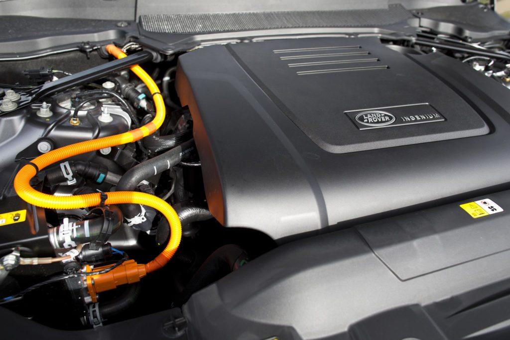 Range Rover Sport P400e HSE 15
