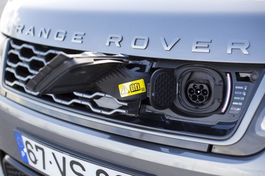 Range Rover Sport P400e HSE 3