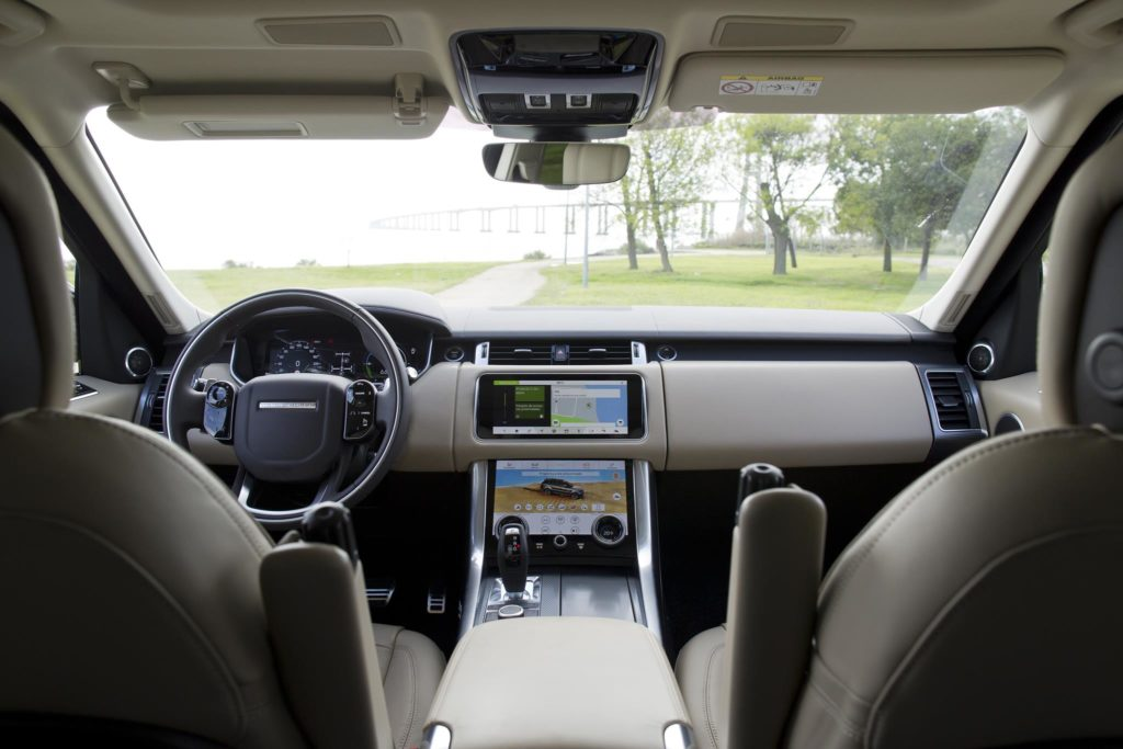 Range Rover Sport P400e HSE 8
