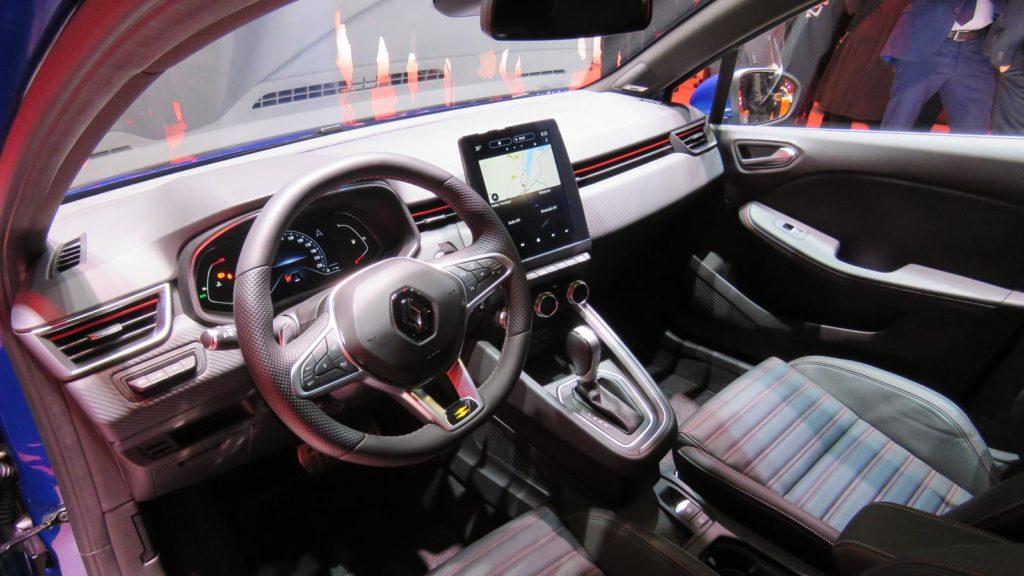 Renault Clio V Genebra 2019 7