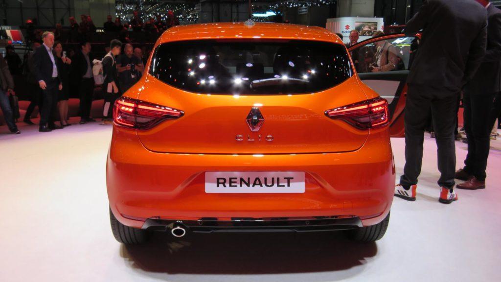Renault Clio V Genebra 2019 8