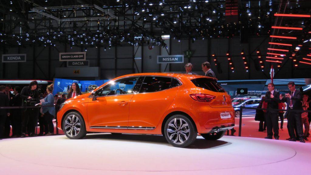 Renault Clio V Genebra 2019 9