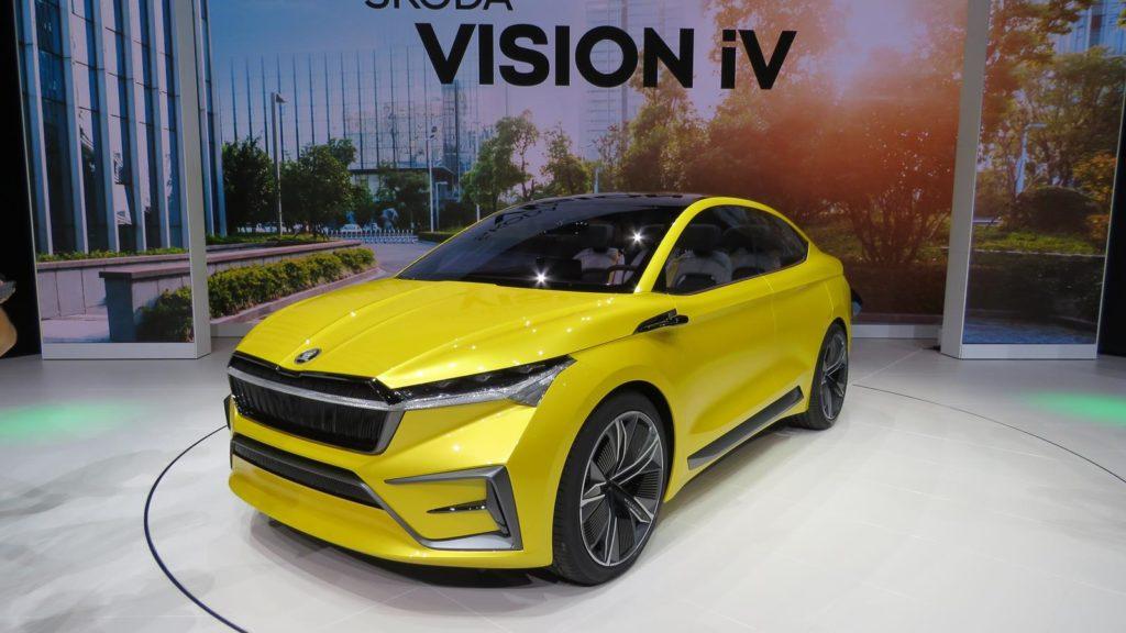 Skoda Vision Genebra 2019