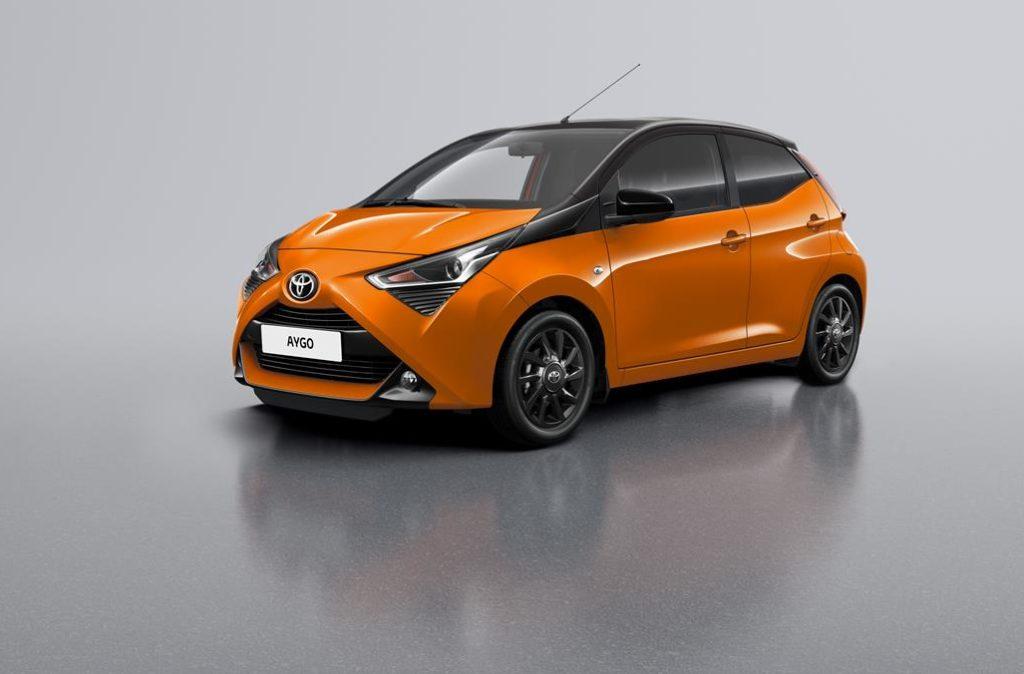 Toyota Aygo x cite Genebra 2019 3