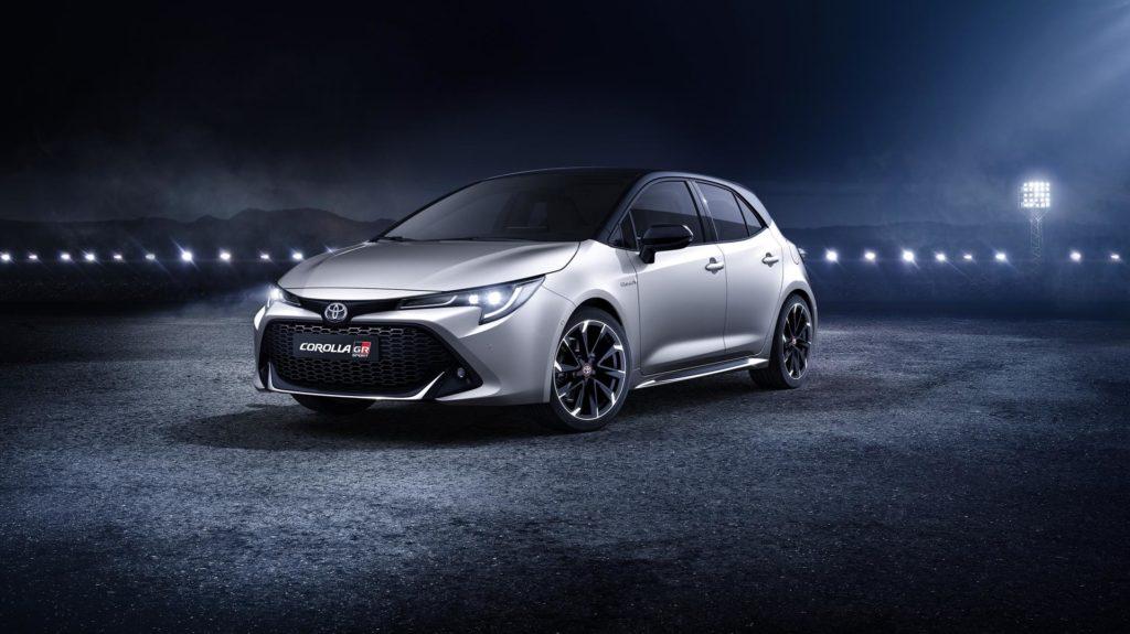 Toyota Corolla GR Sport Genebra 2019 1