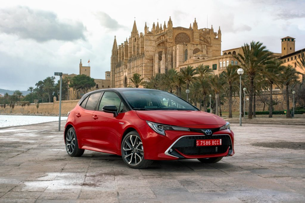 Toyota Corolla HB 2.0L Red Bitone 2019 004