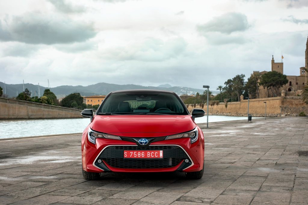 Toyota Corolla HB 2.0L Red Bitone 2019 006