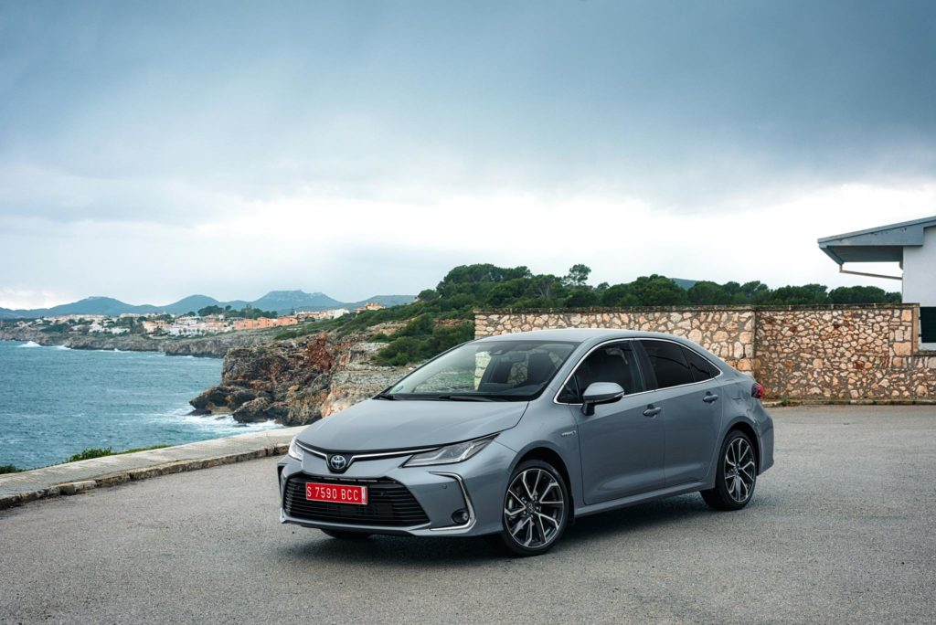 Toyota Corolla Sedan 1.8L Grey 2019 008