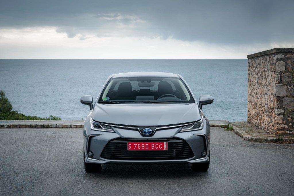 Toyota Corolla Sedan 1.8L Grey 2019 009