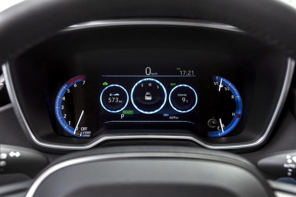 Toyota Corolla Sedan 1.8L Grey 2019 046