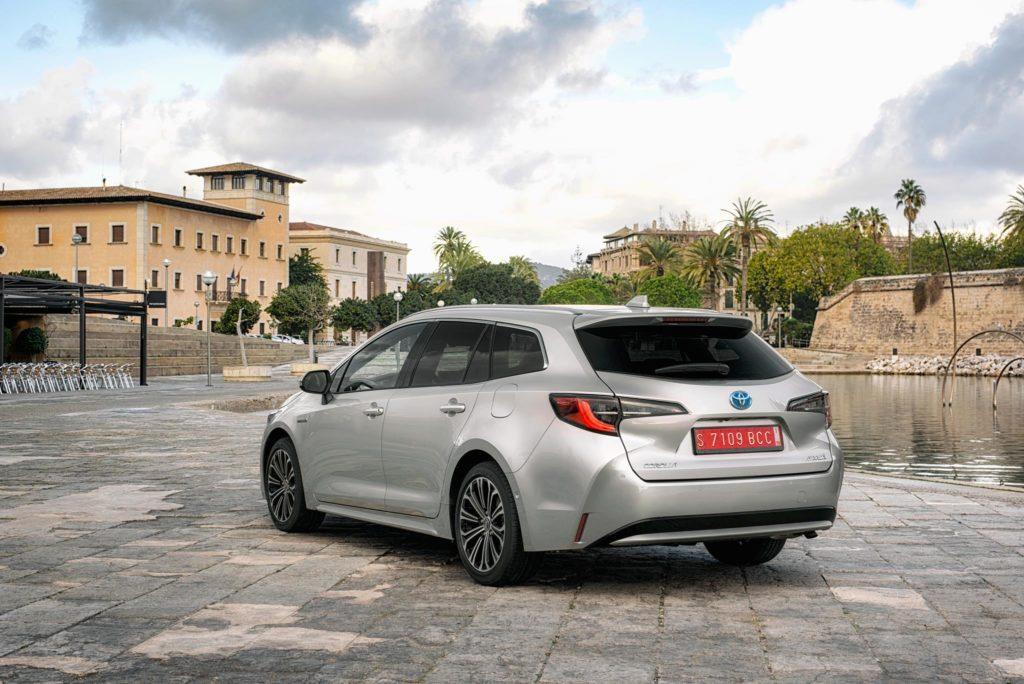 Toyota Corolla TS 1.8L Platinum 2019 006