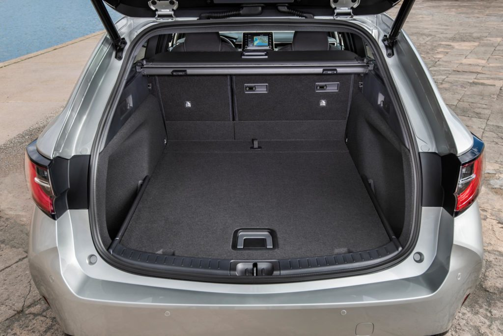 Toyota Corolla TS 1.8L Platinum 2019 050
