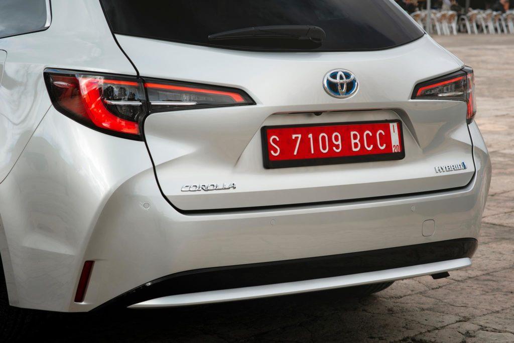 Toyota Corolla TS 1.8L Platinum 2019 055
