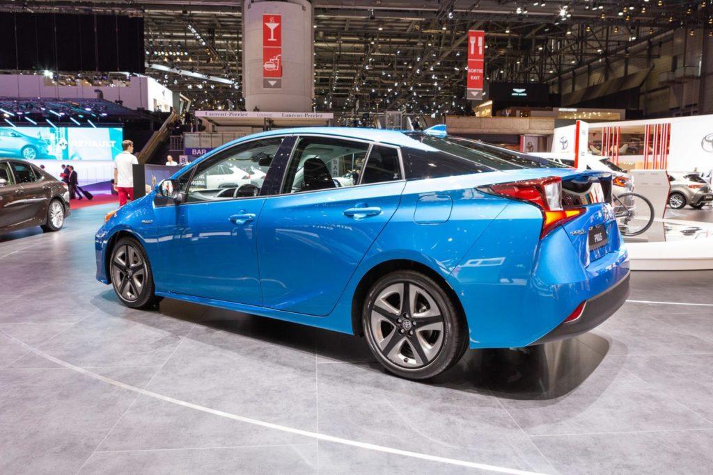 Toyota Prius Genebra 2019 11