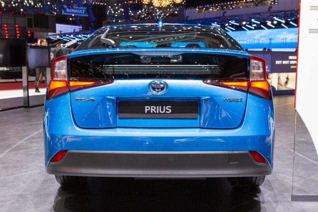 Toyota Prius Genebra 2019 12