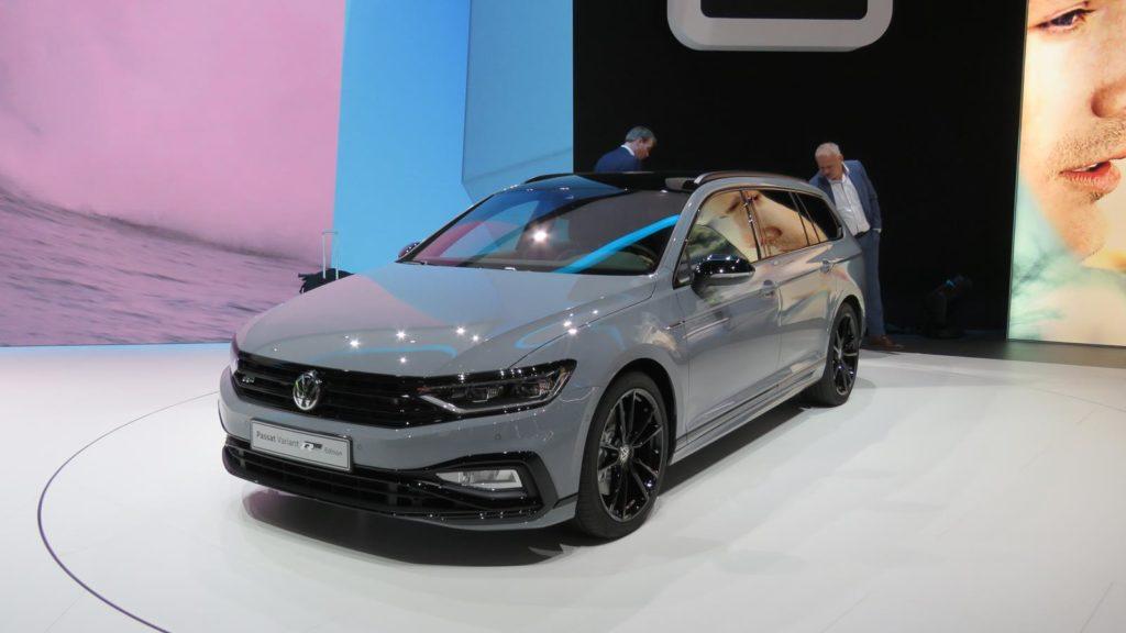 VW Passat Genebra 2019