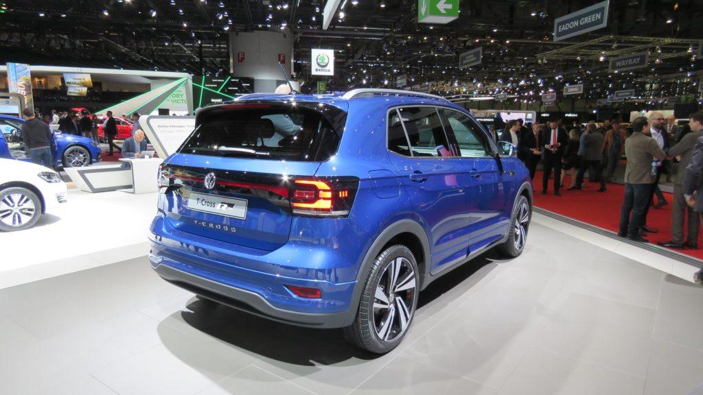 VW T Cross 2