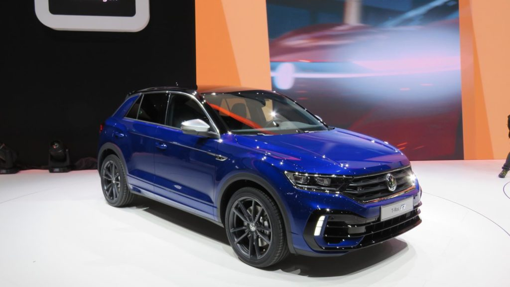 VW T Roc R Genebra 2019