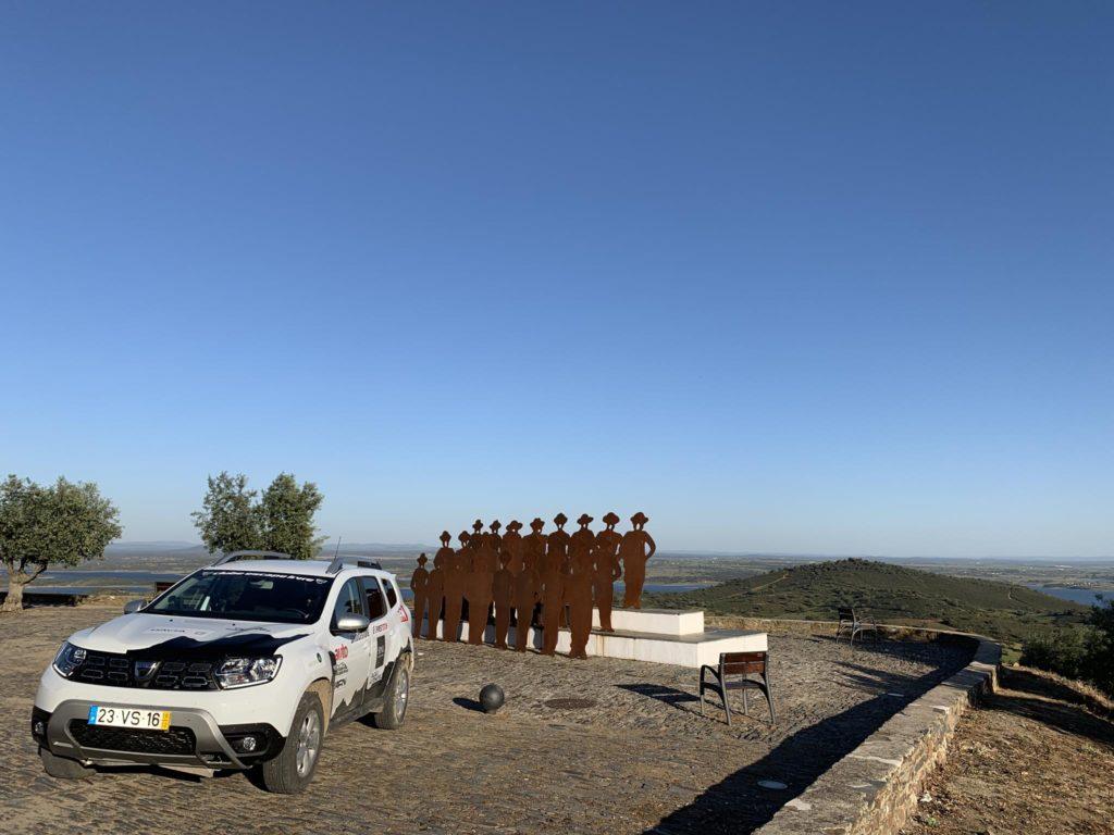 8ª Aventura Dacia 4x2 4