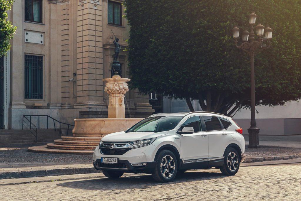 Honda CR V Hybrid 1