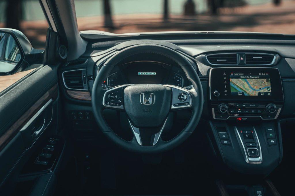 Honda CR V Hybrid 10