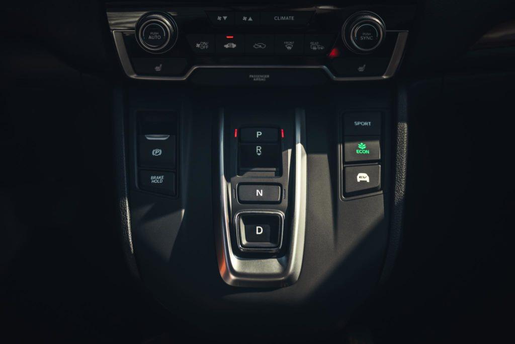 Honda CR V Hybrid 11