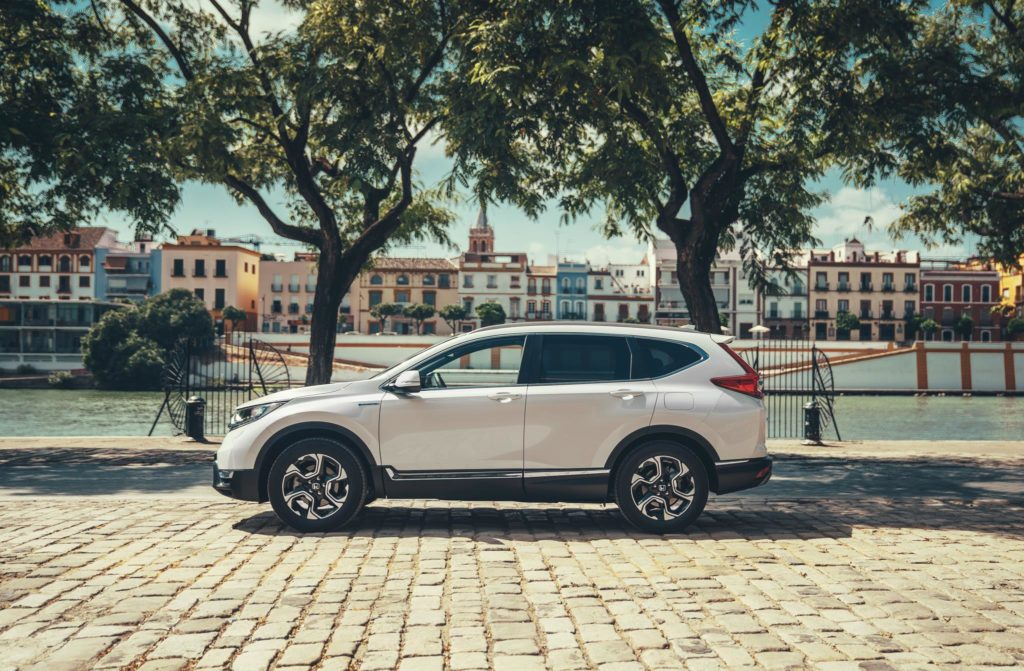 Honda CR V Hybrid 5