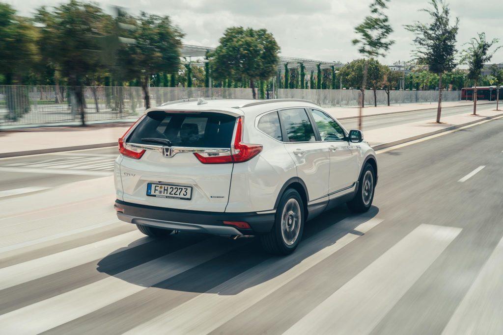 Honda CR V Hybrid 6