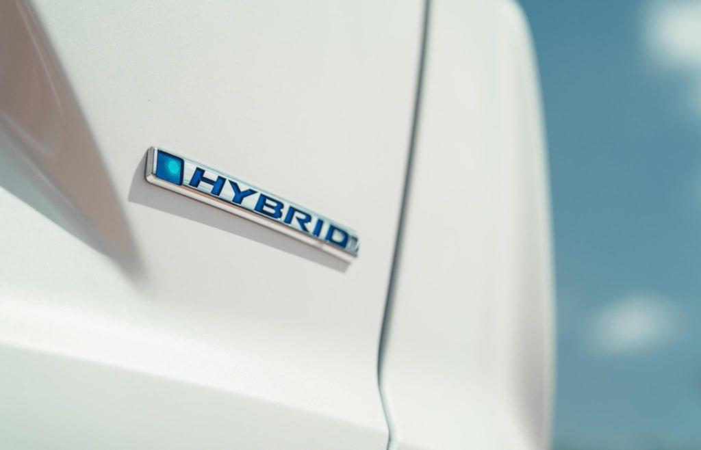 Honda CR V Hybrid 9