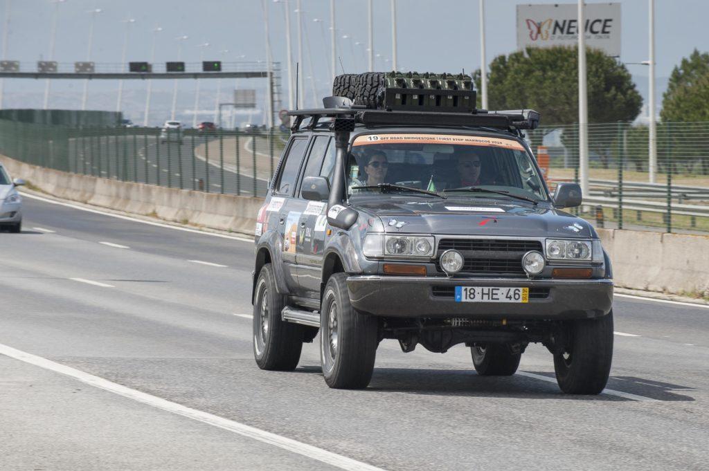 Off Road Bridgestone First Stop Marrocos 2019 11