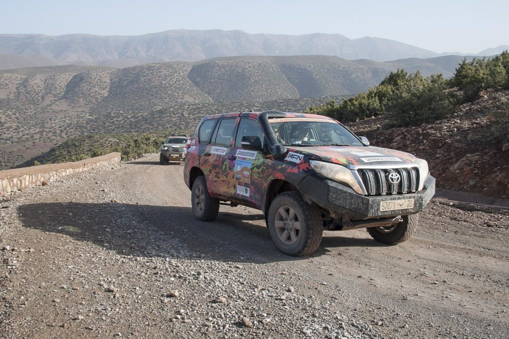 Off Road Bridgestone First Stop Marrocos 2019 1162