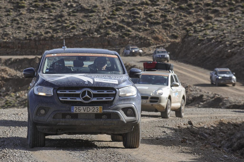 Off Road Bridgestone First Stop Marrocos 2019 1175