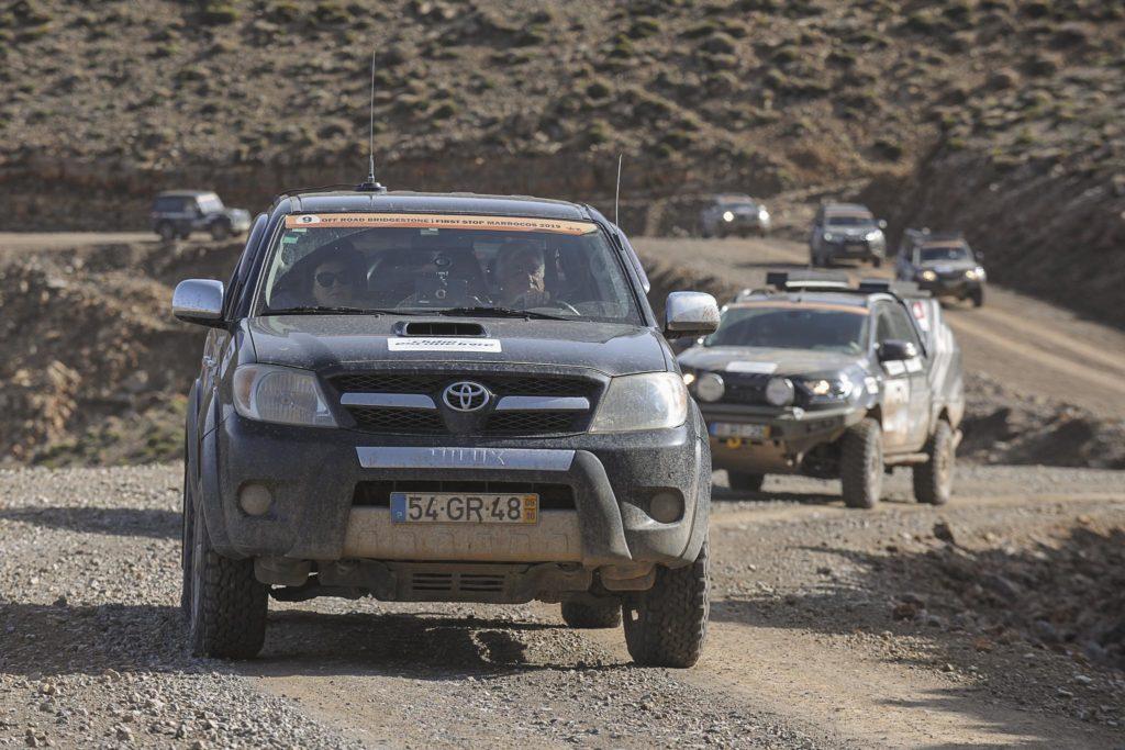 Off Road Bridgestone First Stop Marrocos 2019 1179