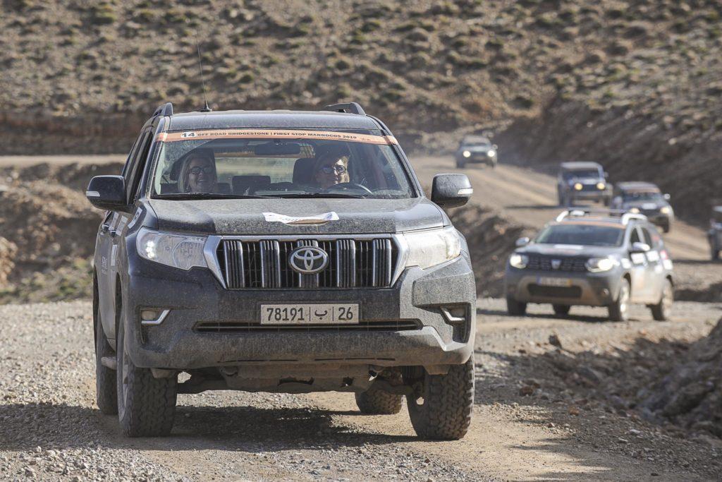 Off Road Bridgestone First Stop Marrocos 2019 1186
