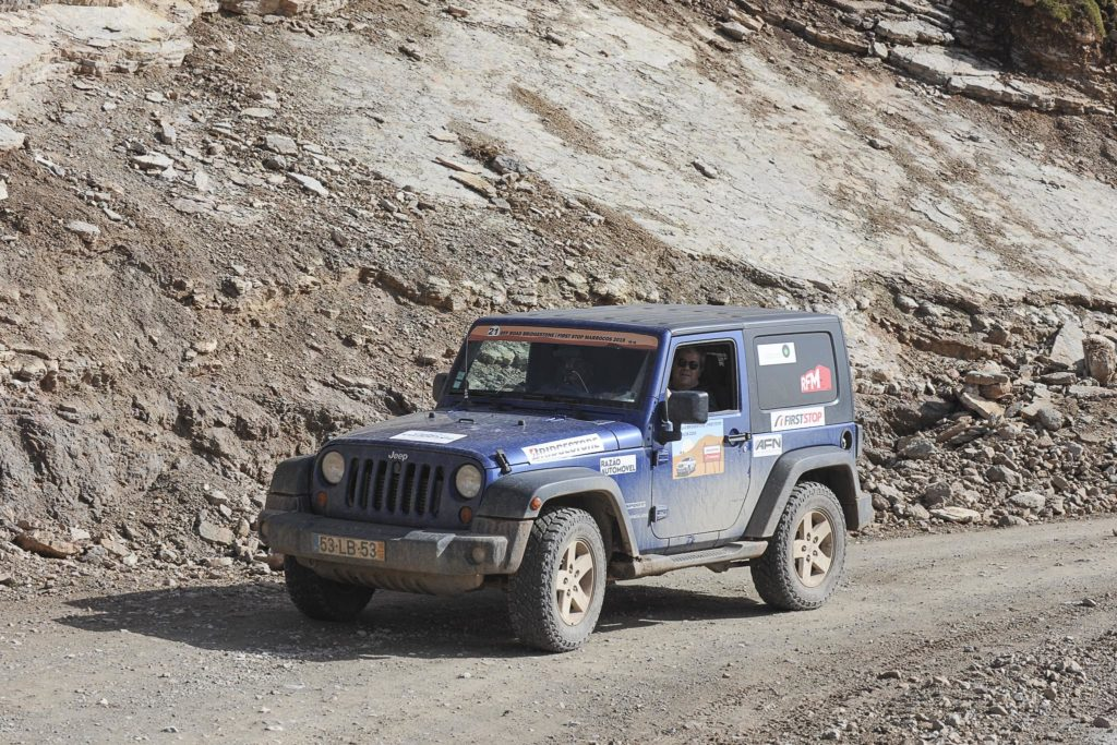Off Road Bridgestone First Stop Marrocos 2019 1221