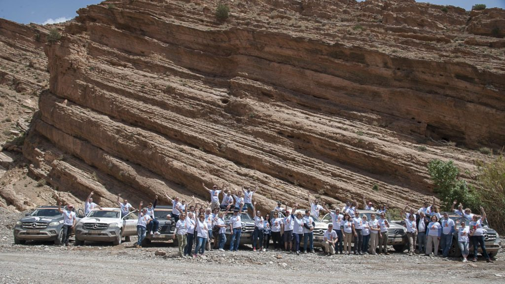 Off Road Bridgestone First Stop Marrocos 2019 1331