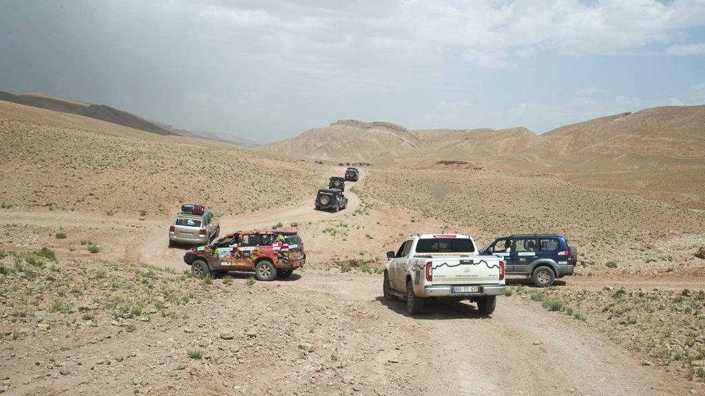 Off Road Bridgestone First Stop Marrocos 2019 1376