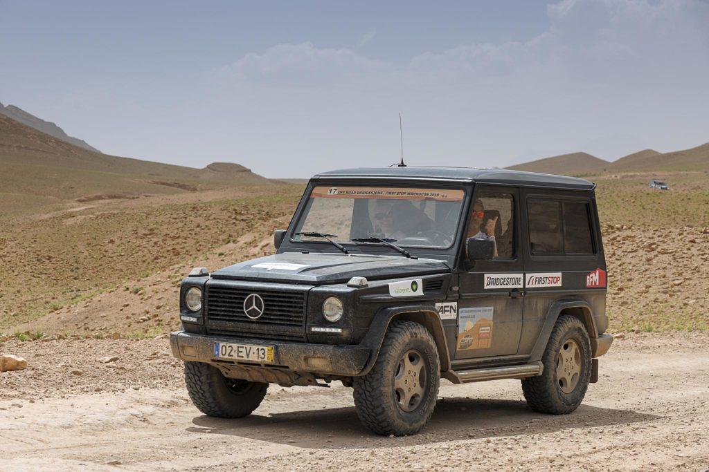 Off Road Bridgestone First Stop Marrocos 2019 1393