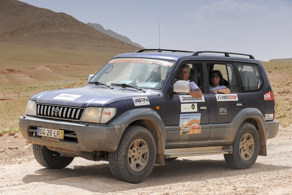 Off Road Bridgestone First Stop Marrocos 2019 1400